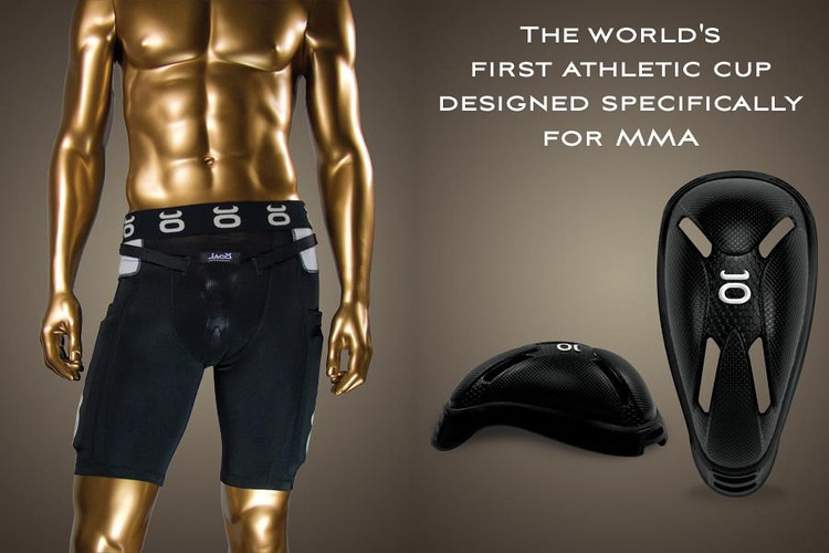 Jaco Guardian Mma Compression Shorts And Athletic Cup