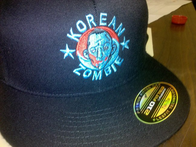 korean-zombie-flexfit-hat