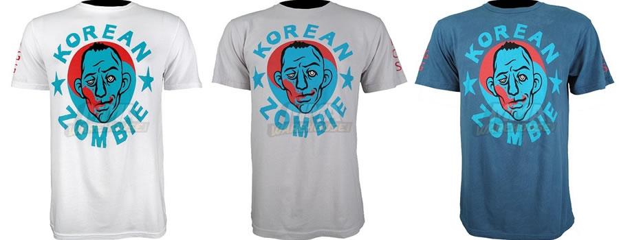 Tri-Coasta Korean Zombie Signature T-shirt