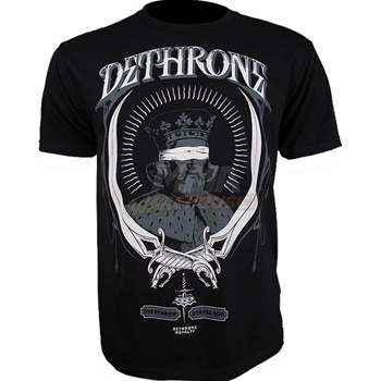 dethrone-royalty-George-Sotiropoulos-ufc-116-walkout-shirt