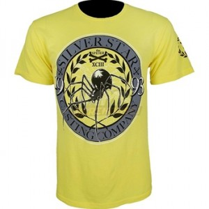 PURCHASE: Silver Star Anderson Silva UFC 117 Official Walkout T-Shirt (MMAWarehouse