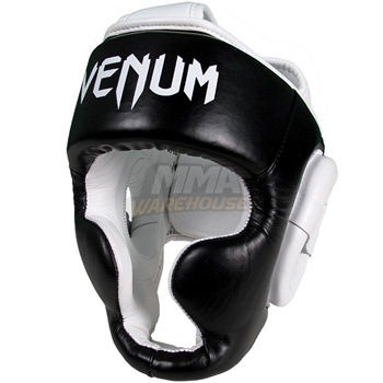venum-leather-headgear