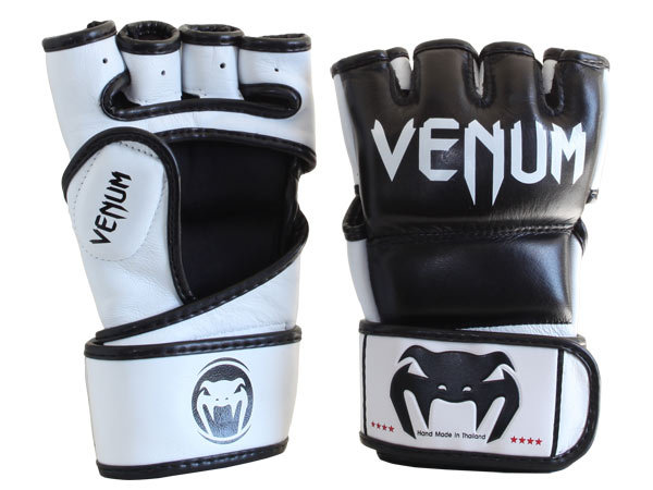 venum-mma-gloves-black-front