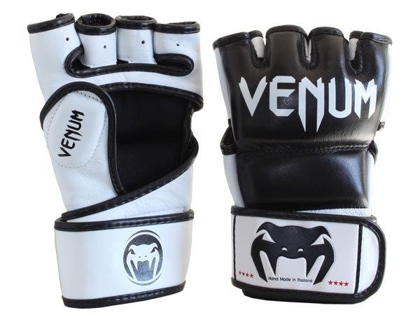 venum-mma-gloves-black-front