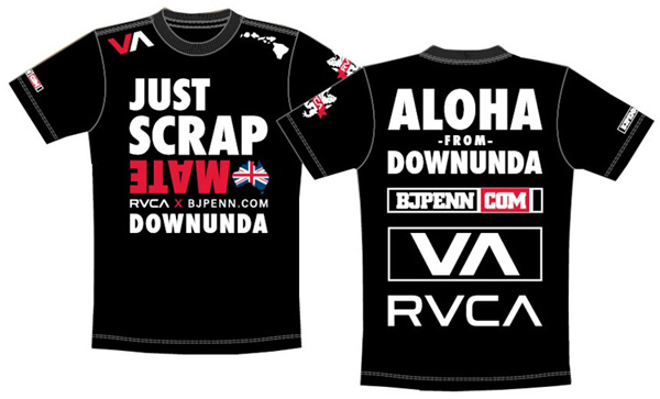 bj-penn-just-scrap-ufc-127-shirt