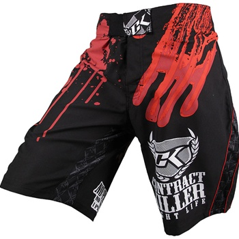 contract-killer-stained-mma-shorts-black-with-red