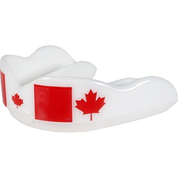 fight-dentist-canadian-flag-mouthguard