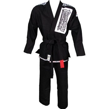 gameness-feather-gi-black