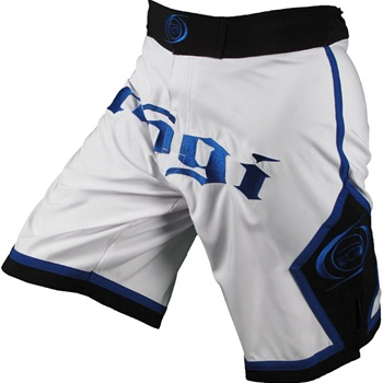 nogi-kingpin-limited-edition-fight-shorts-white-with-blue