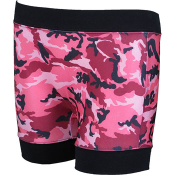 level-terrain-camo-womens-mma-shorts