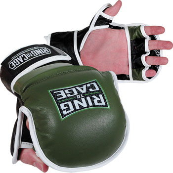 Ring to Cage MMA Sparring Gloves