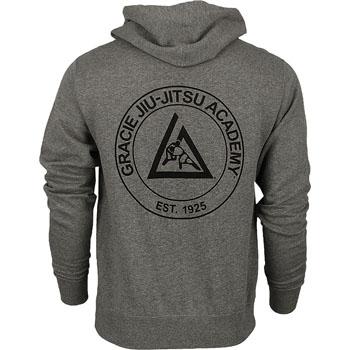 gracie-jiu-jitsu-gray-hoodie-back