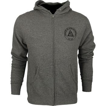 gracie-jiu-jitsu-gray-hoodie