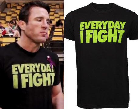 Chael-Sonnen-Everyday-I-Fight-T-Shirt